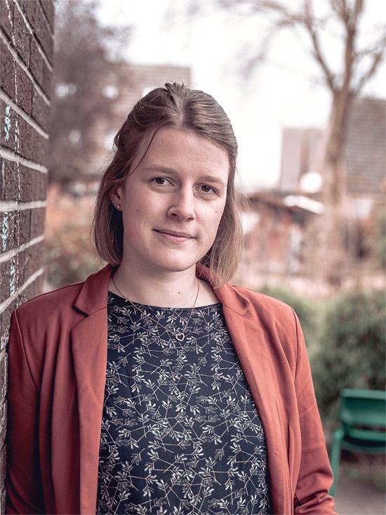 Steffi van der Linde